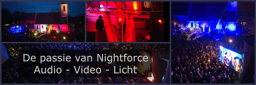 Nightforce passie